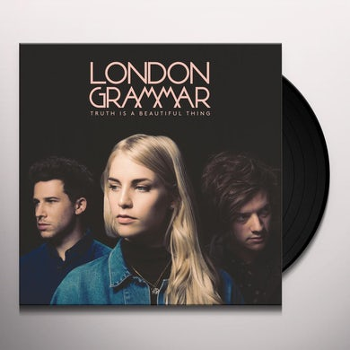 London Grammar TRUTH IS A BEAUTIFUL THING Vinyl Record