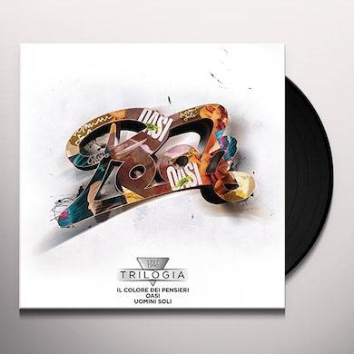 POOH TRIOLOGIA 1987-1990 Vinyl Record