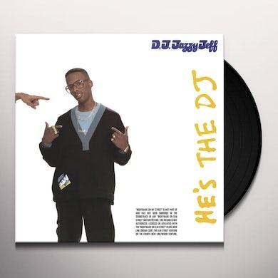 Dj Jazzy Jeff HE'S THE DJ I'M THE RAPPER Vinyl Record