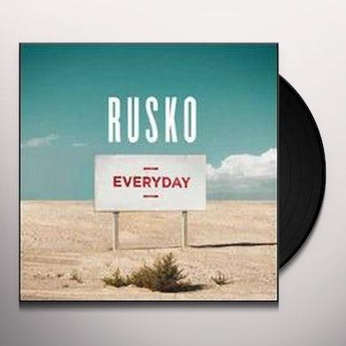Rusko EVERYDAY Vinyl Record