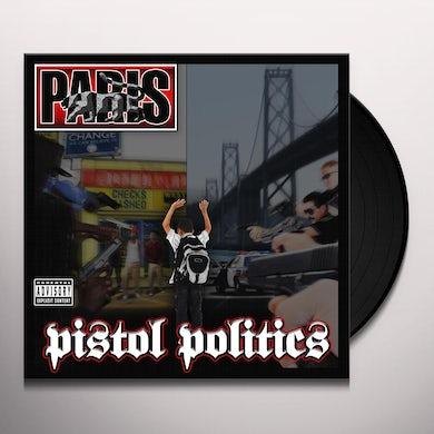 Paris PISTOL POLITICS Vinyl Record