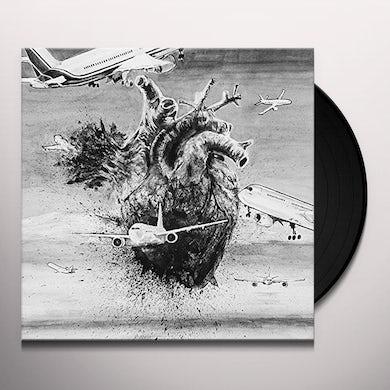 Lehnen REACHING OVER ICE & WAVES Vinyl Record