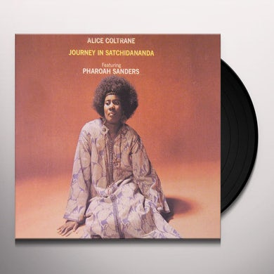 Journey In Satchidananda Vinyl Record