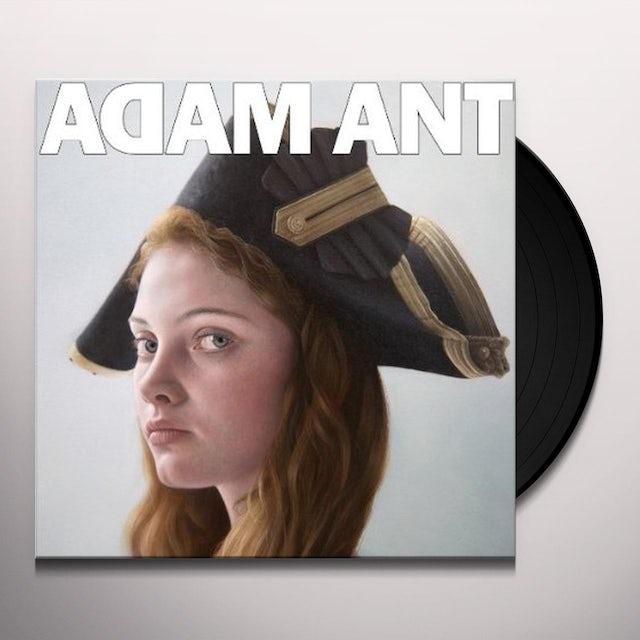 Adam Ant IS THE BLUEBLACK HUSSAR MARRYING Vinyl Record