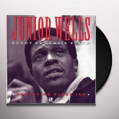 Junior Wells SOUTHSIDE BLUES JAM Vinyl Record