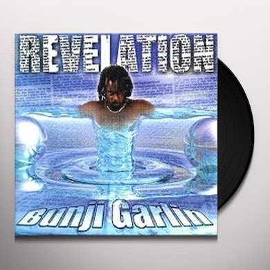 Bunji Garlin REVELATION Vinyl Record
