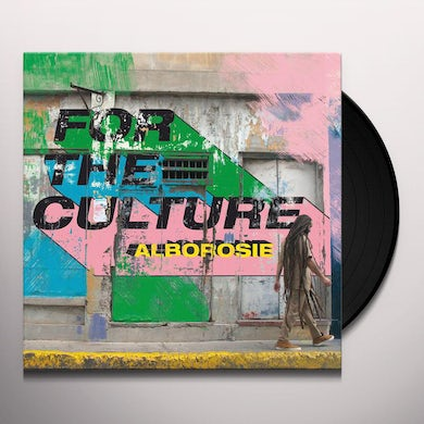 FOR THE CULTURE Vinyl Record