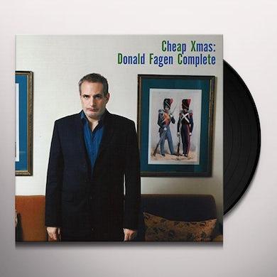 CHEAP XMAS: DONALD FAGEN: COMPLETE Vinyl Record
