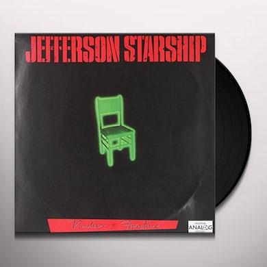 Jefferson Starship NUCLEAR FURNITURE Vinyl Record