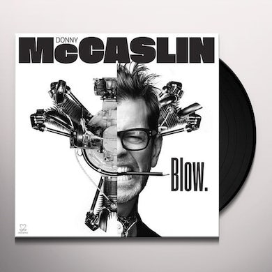 Donny McCaslin BLOW. Vinyl Record