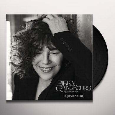 Jane Birkin LA JAVANAISE Vinyl Record