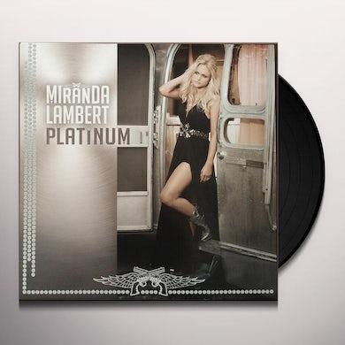 Miranda Lambert  Platinum Vinyl Record