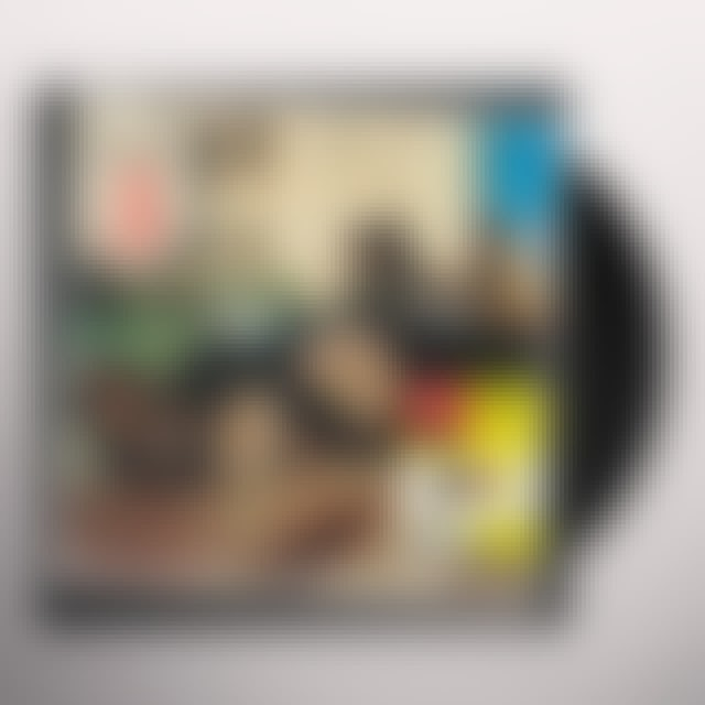 Jackson 5 MOVING VIOLATION Vinyl Record