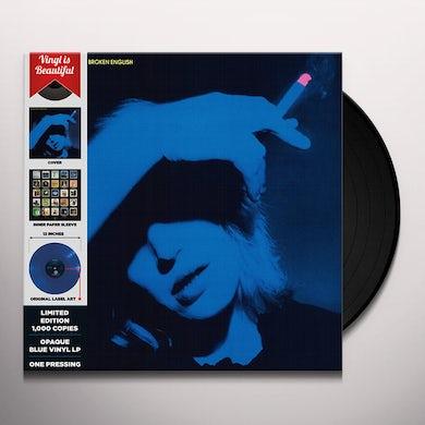 Marianne Faithfull BROKEN ENGLISH Vinyl Record