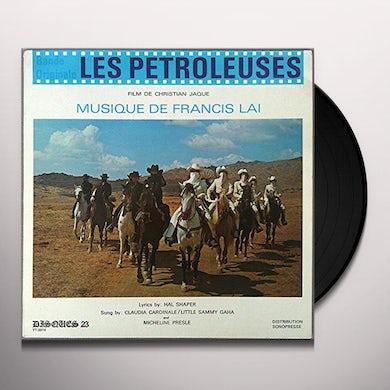 Francis Lai LES PETROLEUSES / Original Soundtrack Vinyl Record