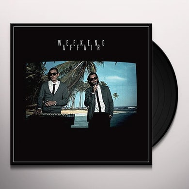 Weekend Affair WELCOME TO YOUR FATE Vinyl Record