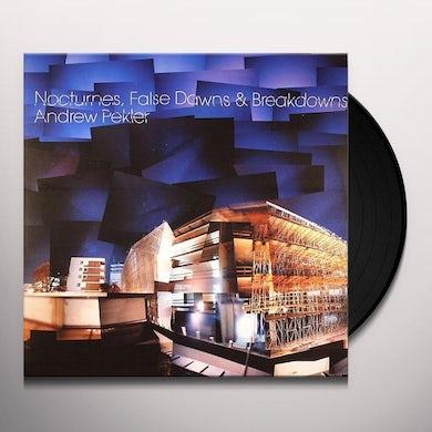 Andrew Pekler NOCTURNES FALSE DAWNS & BREAKDOWNS Vinyl Record