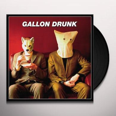Gallon Drunk THOUSAND YEARS Vinyl Record