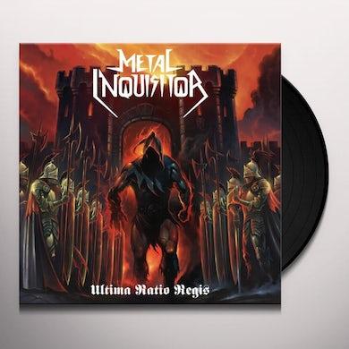 Metal Inquisitor ULTIMA RATIO REGIS Vinyl Record