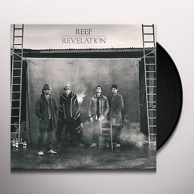 Reef REVELATION Vinyl Record