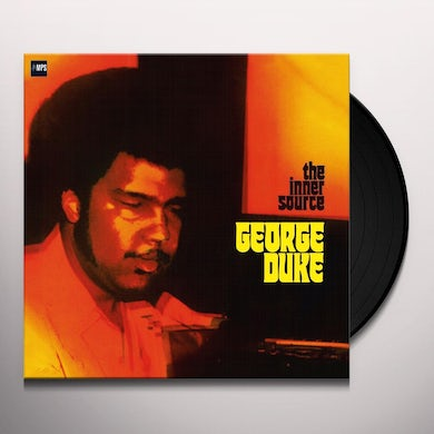 George Duke INNER SOURCE Vinyl Record