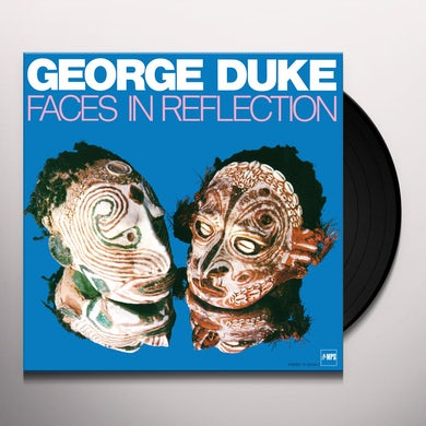 George Duke FACES IN REFLECTION Vinyl Record