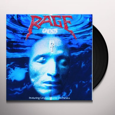 Rage GHOSTS Vinyl Record