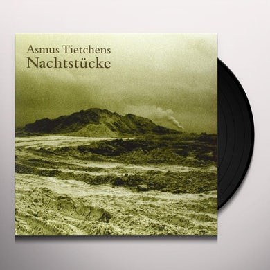 Asmus Tietchens NACHTSTUCKE Vinyl Record