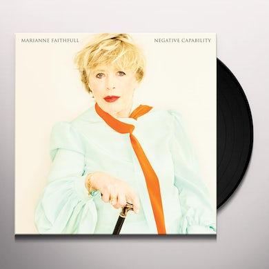Marianne Faithfull NEGATIVE CAPABILITY (BOX) Vinyl Record