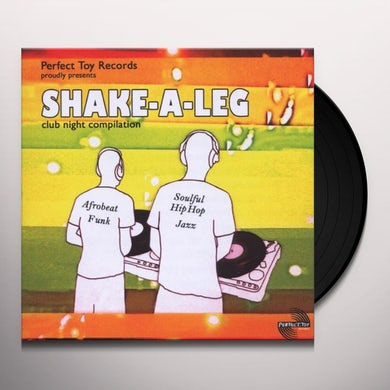 Shake-A-Leg GER) Vinyl Record