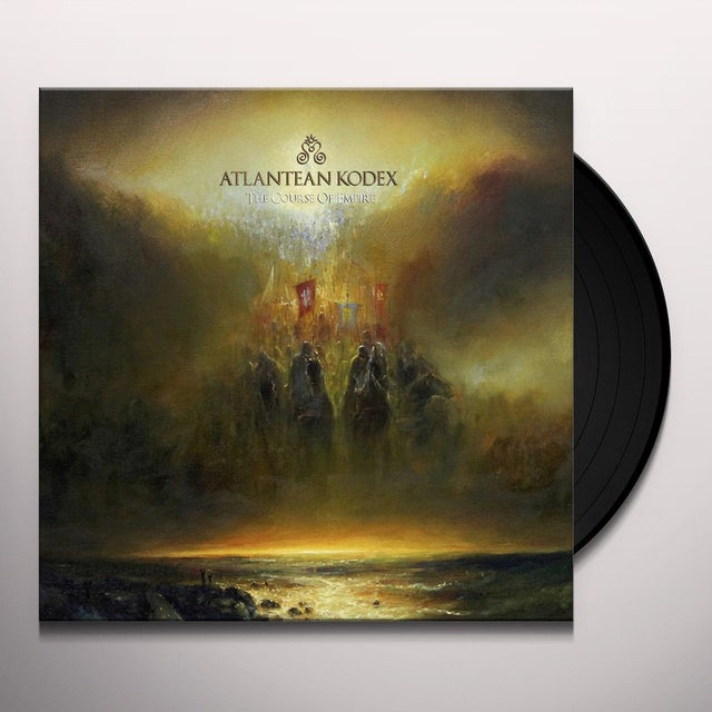 Atlantean Kodex COURSE OF EMPIRE Vinyl Record