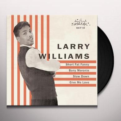 Larry Williams EP Vinyl Record
