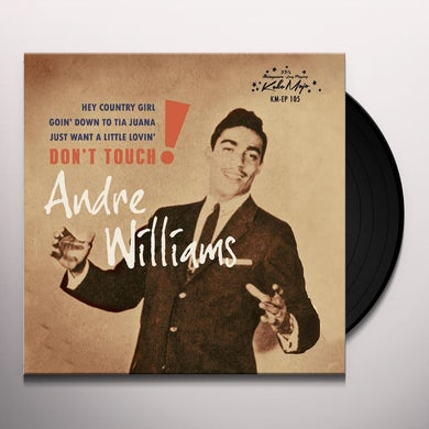 Andre Williams EP Vinyl Record