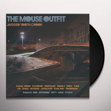 Mouse Outfit JAGGED TOOTH CROOK Vinyl Record