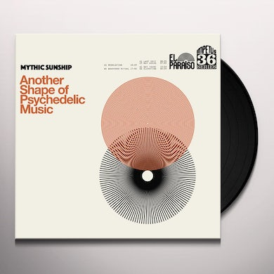 ANOTHER SHAPE OF PSYCHEDELIC MUSIC Vinyl Record