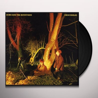 Echo & the Bunnymen CROCODILES (Vinyl)