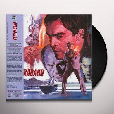 Fabio Frizzi CONTRABAND / O.S.T. Vinyl Record