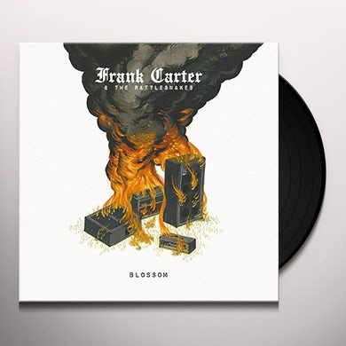 Frank Carter & The Rattlesnakes BLOSSOM Vinyl Record