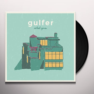 Gulfer WHAT GIVES Vinyl Record