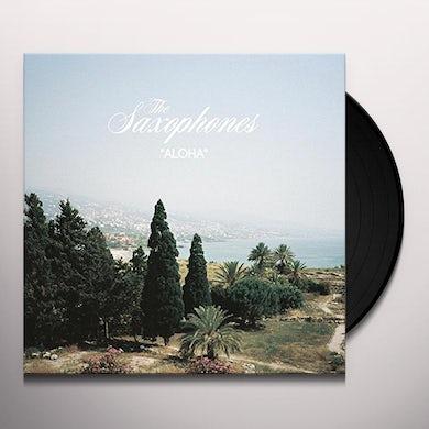Saxophones ALOHA / JUST YOU Vinyl Record