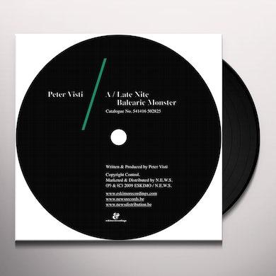 Peter Visti LATE NIGHT BALEARIC MONSTER Vinyl Record