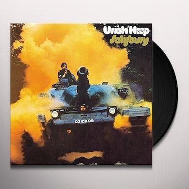 Uriah Heep SALISBURY Vinyl Record