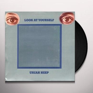 Uriah Heep LOOK AT YOURSELF Vinyl Record