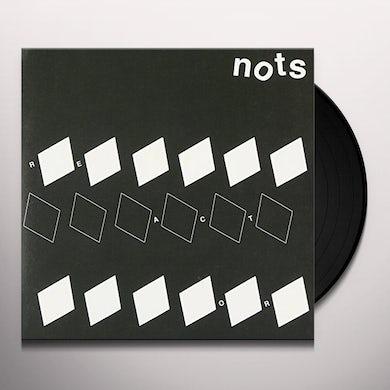 NOTS REACTOR Vinyl Record