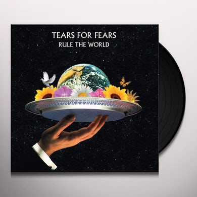 Tears For Fears RULE THE WORLD Vinyl Record