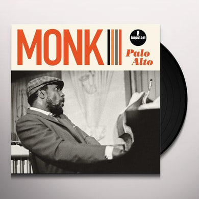Thelonious Monk Palo Alto (LP) Vinyl Record