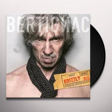 Louis Bertignac GRIZZLY Vinyl Record