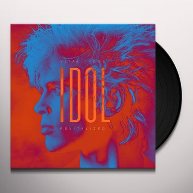 Billy Idol VITAL IDOL: REVITALIZED Vinyl Record