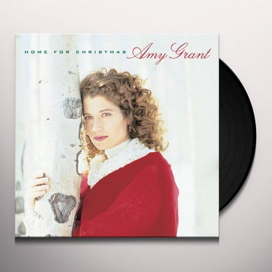 Amy Grant HOME FOR CHRISTMAS Vinyl Record