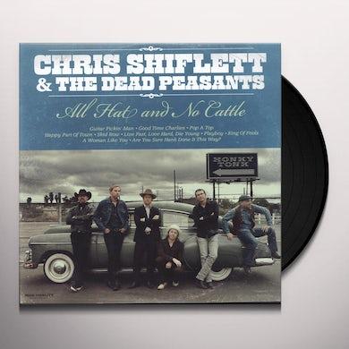 Chris Shiflett ALL HAT & NO CATTLE Vinyl Record
